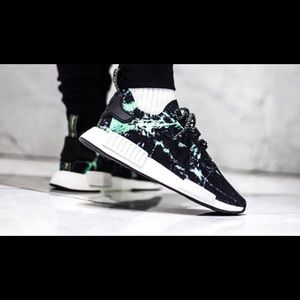 Adidas NMD R1 Green Marble PK